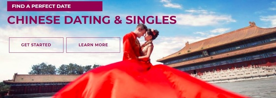 Landscape banner chinese dating